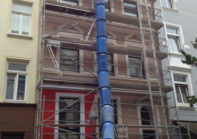Hausfassade (1996-2012)