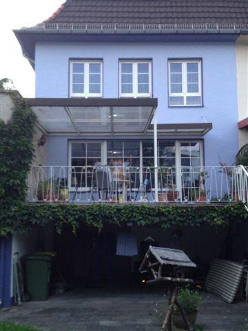 Hausfassade Vorderseite (nachher)