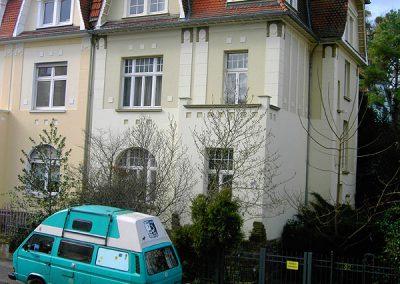Hausfassade (1. Preis im Fassadenwettbewerb!)