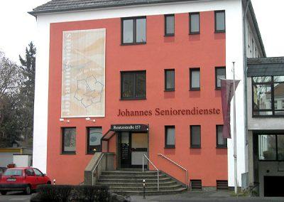 Fassade Franzstraße